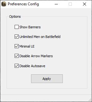 EB Preferences